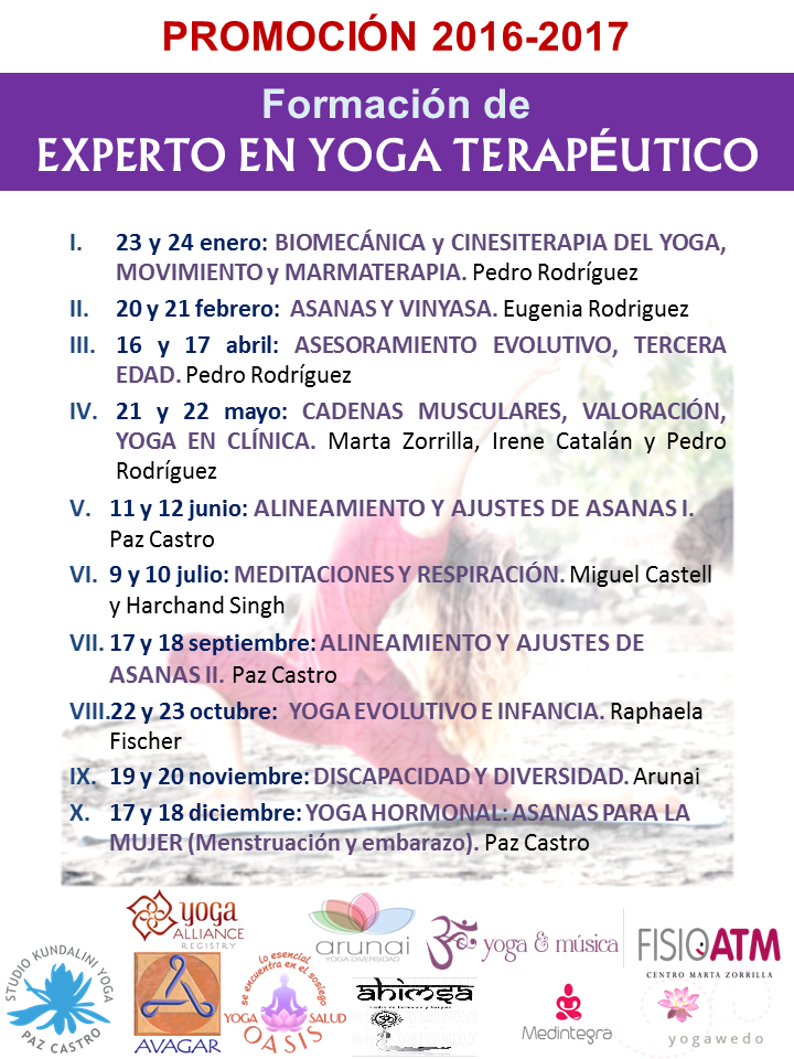 FECHAS_FORMACION_YOGATERAPEUTICO_2016-2017_1