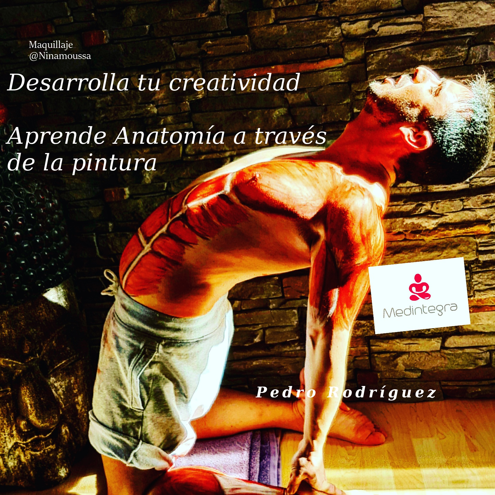 Taller artístico. Anatomía del Yoga a través de la Pintura - Salud ...