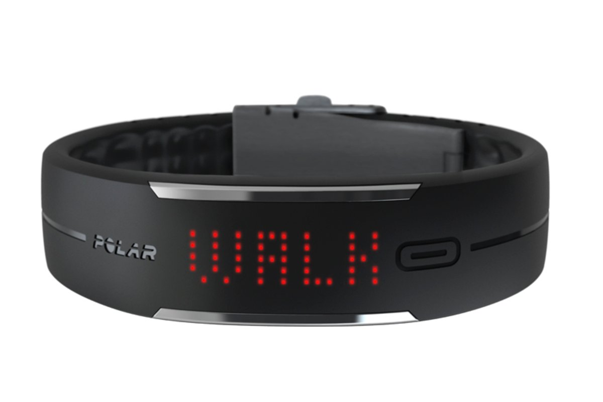 Wellness Polar fitband
