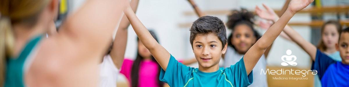 formacion yoga para niños