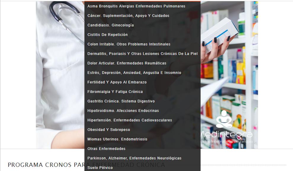 alergias psoriasis gastritis tiroides hashimoto fertilidad