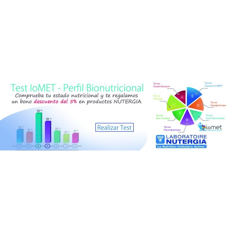 Realiza un test IoMET cómodamente en tu casa y te enviaremos un estudio con  los resultados de tu Perfil Bionutricional. Para más información consulta  aquí 8d756c8a8c44