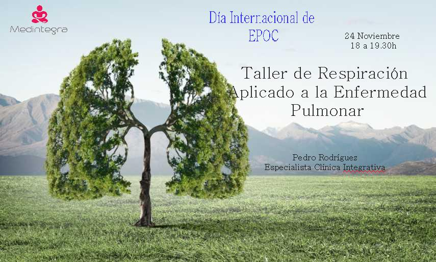 Taller EPOC respiracion Alicante